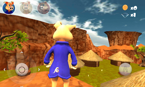 Pigs Adventures screenshot 2