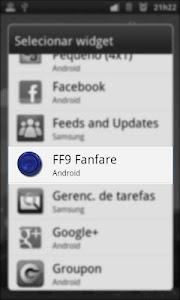 FF9Fanfare screenshot 1