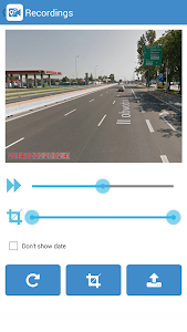 Route Recorder Trial screenshot 2