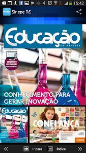 Educação em Revista screenshot 0
