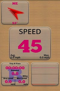 GPS Speed Lte screenshot 2