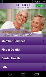 LIBERTY Dental Mobile screenshot 1