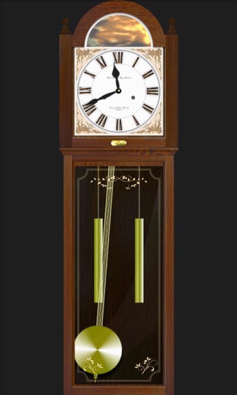 Grandfather Clock Puzzle