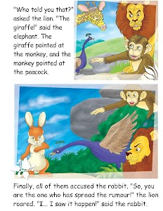 Read Aloud - Jataka Tales 3 screenshot 1