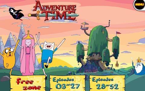 핀과 제이크의 어드벤처 타임(ENG) screenshot 4