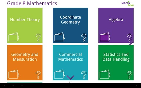 Grade 8 Math Learning Cards screenshot 14
