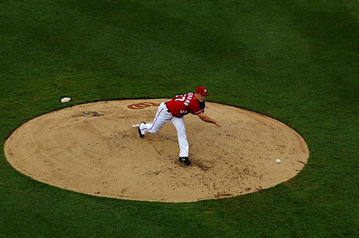 Zimmermann pitching