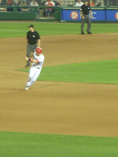 Zimmerman takes off