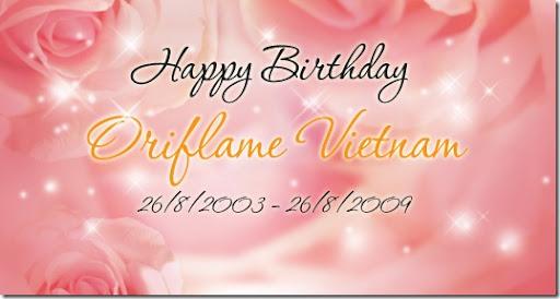 Oriflame_Birthday_2009
