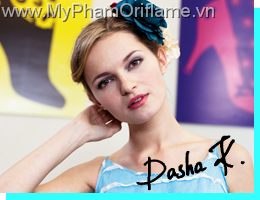 Oriflame Dare To Be - Dasha