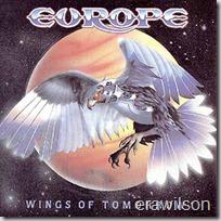 Wings of Tomorrow - Capa