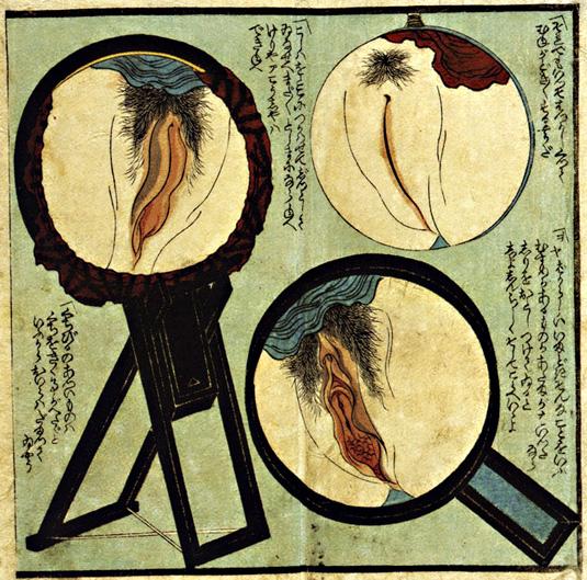 Vulvar Self-Examination
