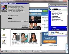 terminal server msn