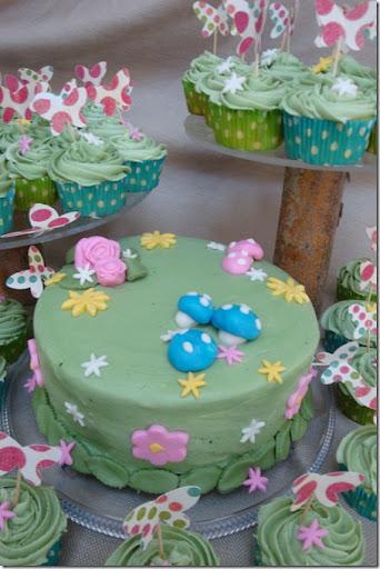 Party Butterfly Birthday Ideas Garden