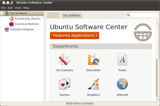 Ubuntu 10.04 Lucid Lynx Beta 1 Screenshots