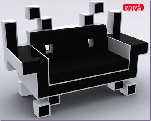 Sofá-Pixels-Space-Invaders