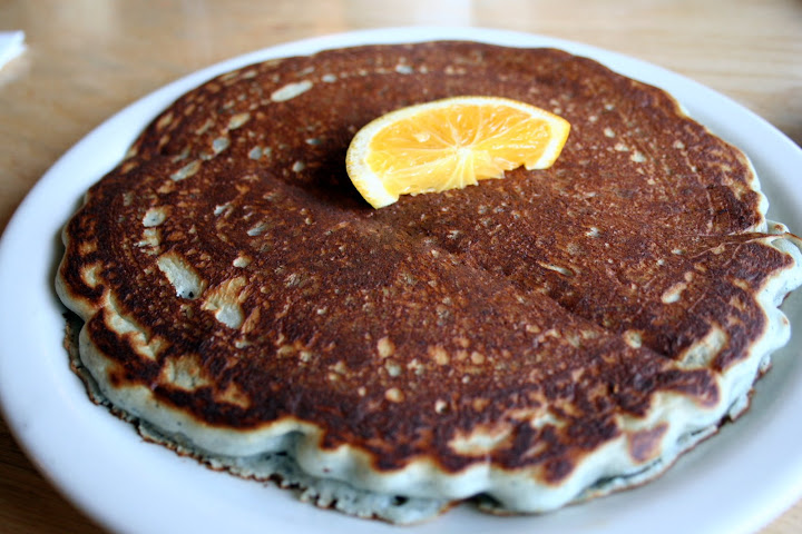 Atole Pinon Pancake