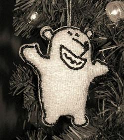 Heidleberg's Christmas Bear