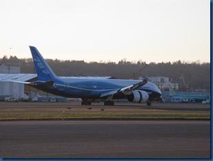 787 landing at BOI 045