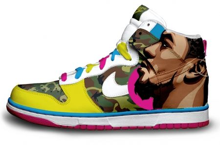 Gambar : Nike-shoes-design-black2