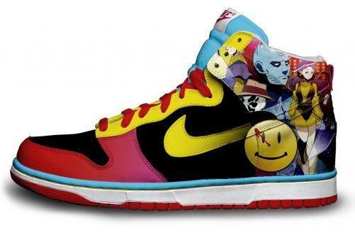 Gambar : Nike-shoes-design-anime-2