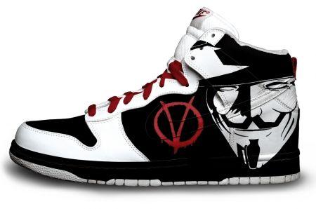 Gambar : Nike-shoes-design-movie