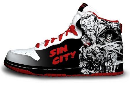 Gambar : Nike-shoes-design-sin-city