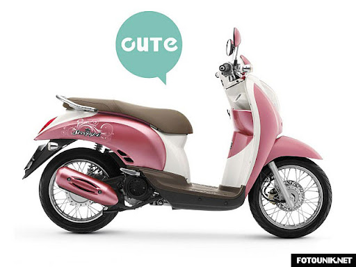 21 Foto Modifikasi Motor Honda Scoopy | Honda Scoopy Spesifikasi & Harga