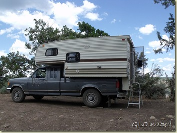 02 Truck camper at Crazy Jug Point FS292 Kaibab NF AZ (1024x768)