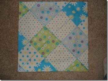 how to make rag quilt