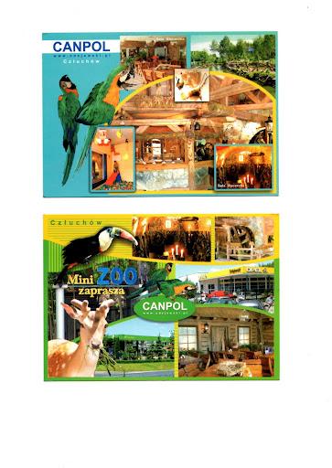 Pocztówki z człuchowskiego zoo
