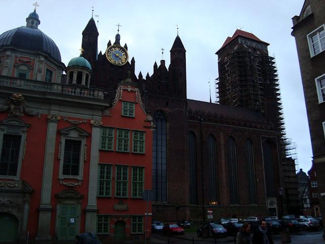 Bazylika Mariacka - największa ceglana światynia w Polsce
