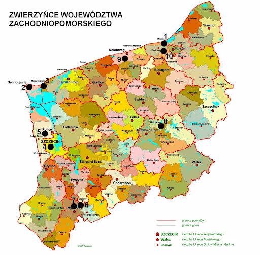 Ogród zoologiczny w województwie podlaskim