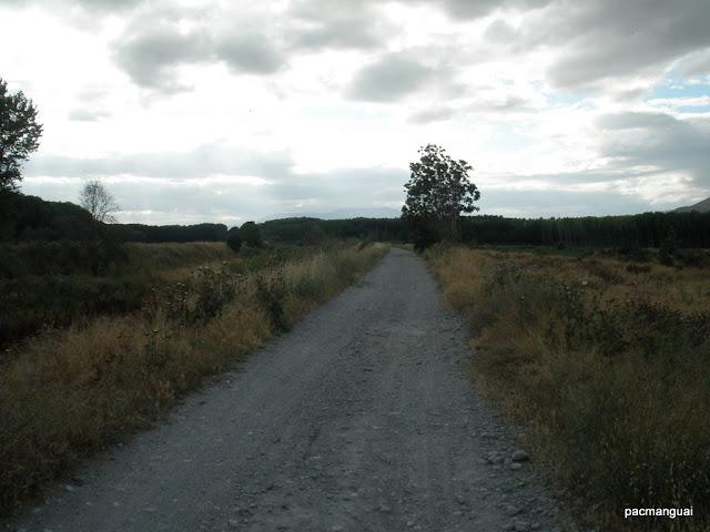 Camino por recorrer