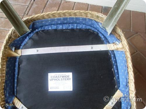 Wicker Chair-1