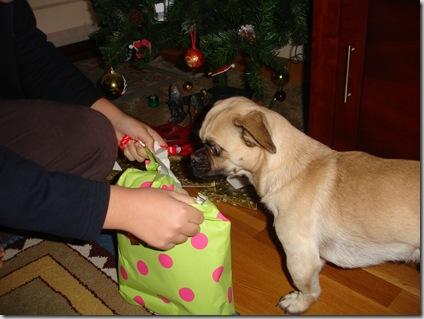 ¡Qué regalos!