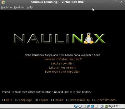 bootsplash NaulinuX