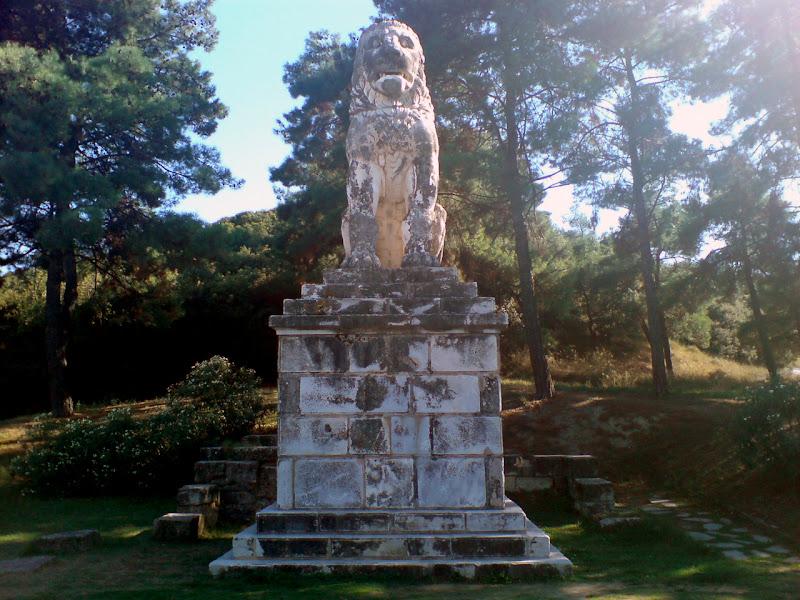 Το Λιοντάρι της Αμφίπολης - The Lion of Amfipolis (2/4)