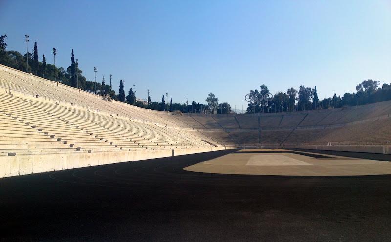 Παναθηναϊκό Στάδιο (Καλλιμάρμαρο) - Panathinaiko Stadium (Kallimarmaro) (5/6)