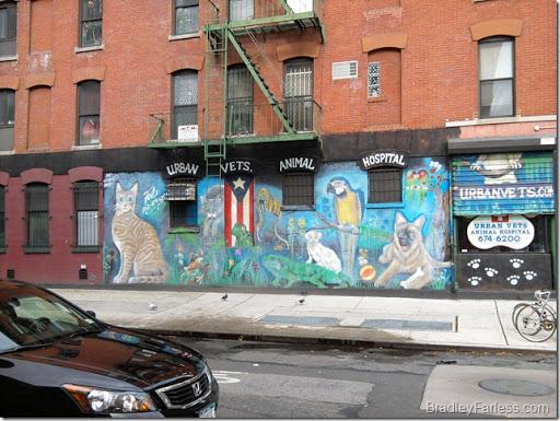 Urban Vets Graffiti