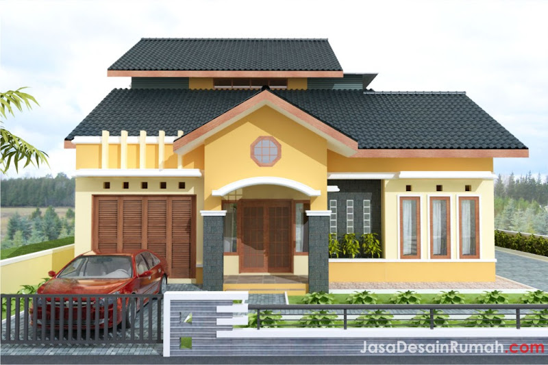 Rumah Dan Klinik Alternatif 1 Jasa Desain Rumah