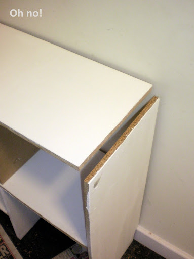 Project Seven: Well Who'd Have Thought it, I Just Made a Shoe Cubby! (6/6)