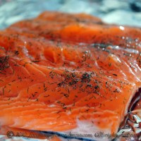 Easy Baked Salmon