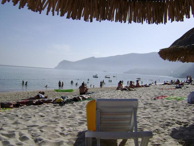 Playa de Setubal, Portugal