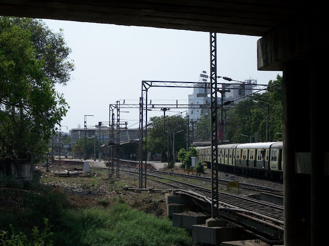 Train @ Tracks