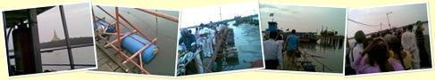 View फ़ैरी के लिये गोराई खाड़ी पर
