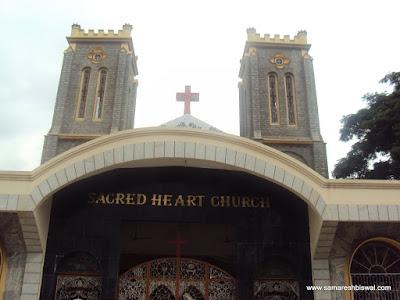 Sacred Heart Church, Ashok Nagar,1867