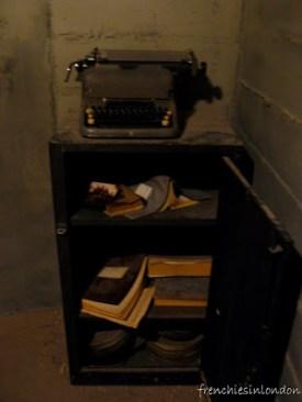 Londres insolite : Un bunker au barbican 2