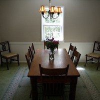 dining room update