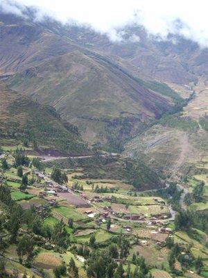 Pisaq valley